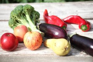 Gemüse vom Hof